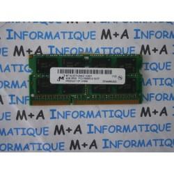 Barrette de mémoire MT 4Go...
