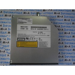 Lecteur CD/DVD RW UJ-850